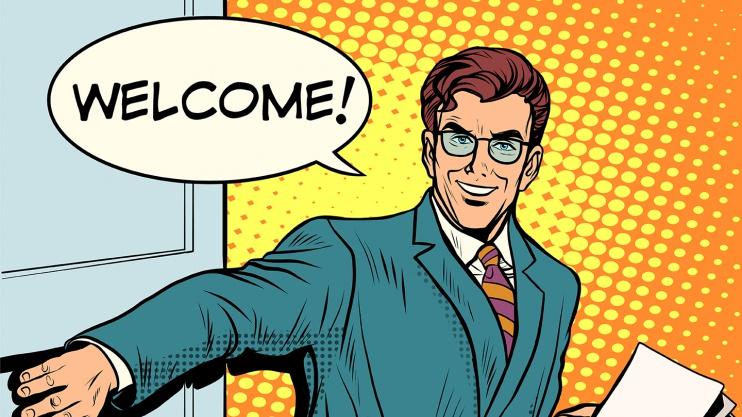 Bewerbungsgespraec Wie kann ich geschickt Fragen im Jobinterview stellen